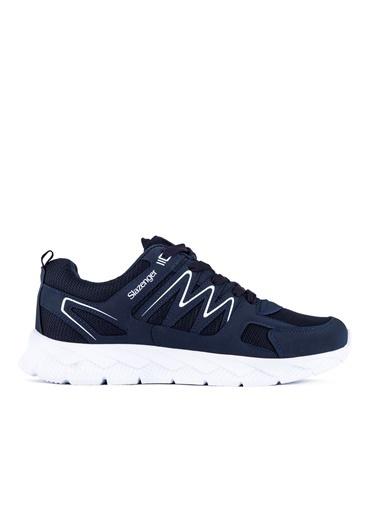 Slazenger Kadın Kronos Koşu Ayakkabısı SA10RK126-400 Lacivert